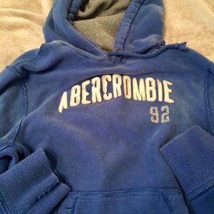 Abercrombie Hooded Sweatshirt